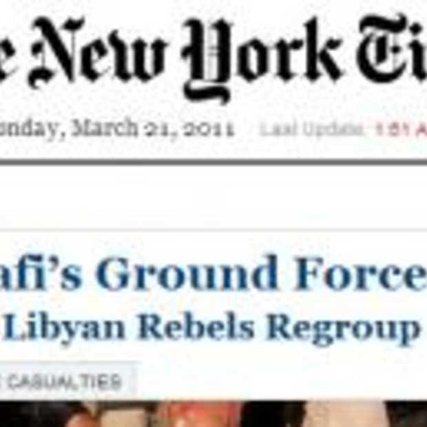New York Times gaat geld vragen voor raadplegen website, iPhone en iPad apps