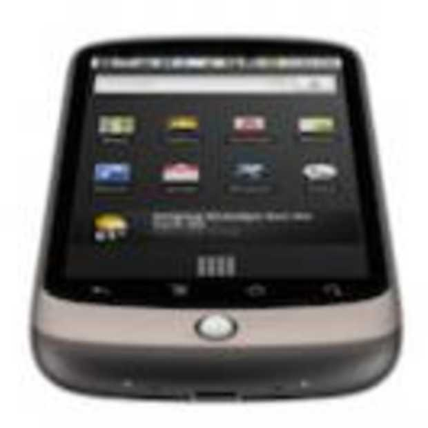 Nexus One the Google Phone