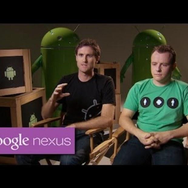 The New Googel Phone : Nexus S : The Backstory