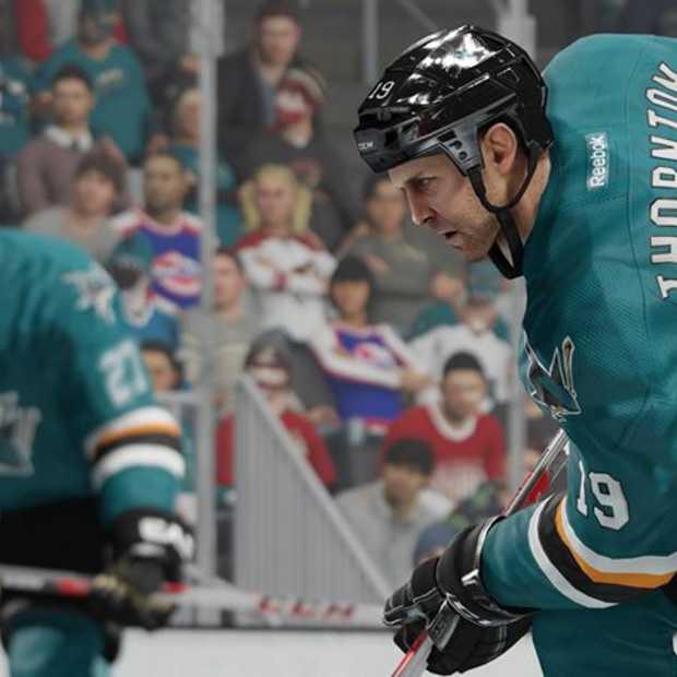 NHL 15 - op het ijs kan je meer dan alleen schaatsen