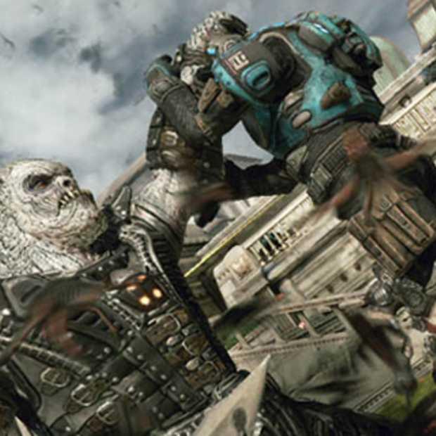 Niet zwartkijken bij Gears of War: Raam's Shadow