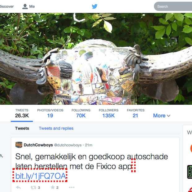 Nieuw design Twitter nu voor iedereen beschikbaar
