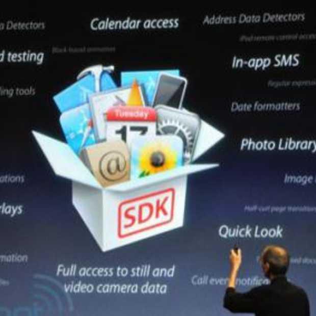Nieuw iPhone OS krijgt Multitasking