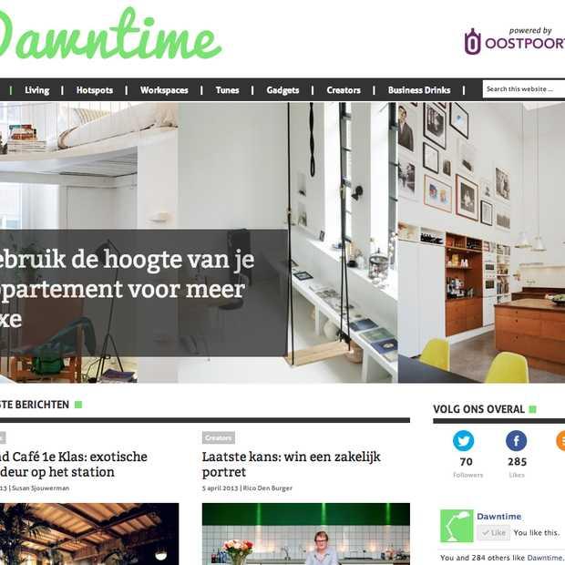 Nieuw online magazine voor professionals & ondernemers in Amsterdam