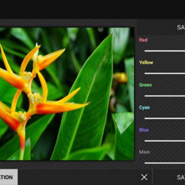 Nieuwe, geavanceerde foto editor in Android KitKat