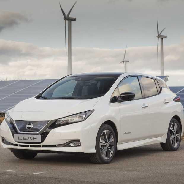 Prijzen voor nieuwe Nissan Leaf zijn bekend