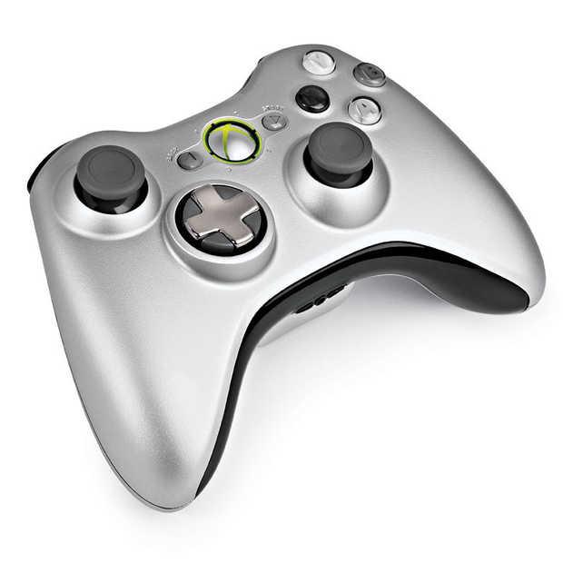 Nieuwe Xbox 360-controller maakt een einde aan problemen d-pad