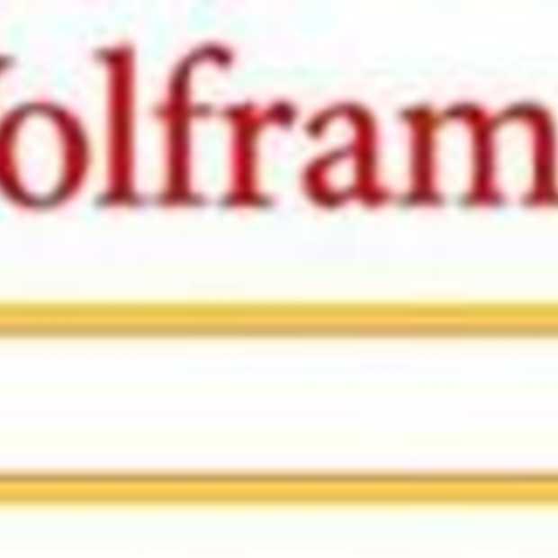 Nieuwe zoekbelofte Wolfram|Alpha gelanceerd
