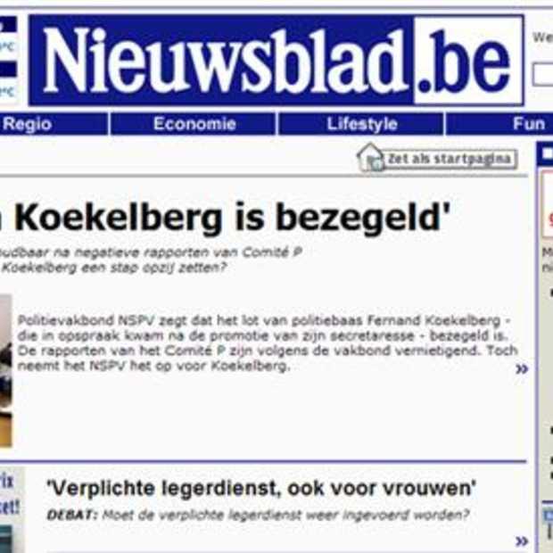Nieuwsblad grootste Vlaamse nieuwssite