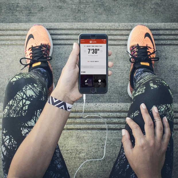 Nike+ Running app krijgt update met Spotify-integratie