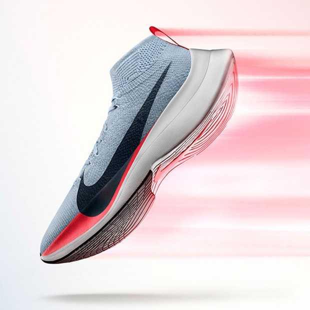 Nike komt met revolutionaire schoen die het marathonrecord moet verbreken