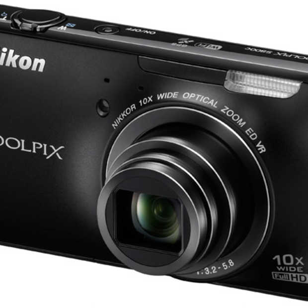 Nikon Coolpix S800C: camera met Android
