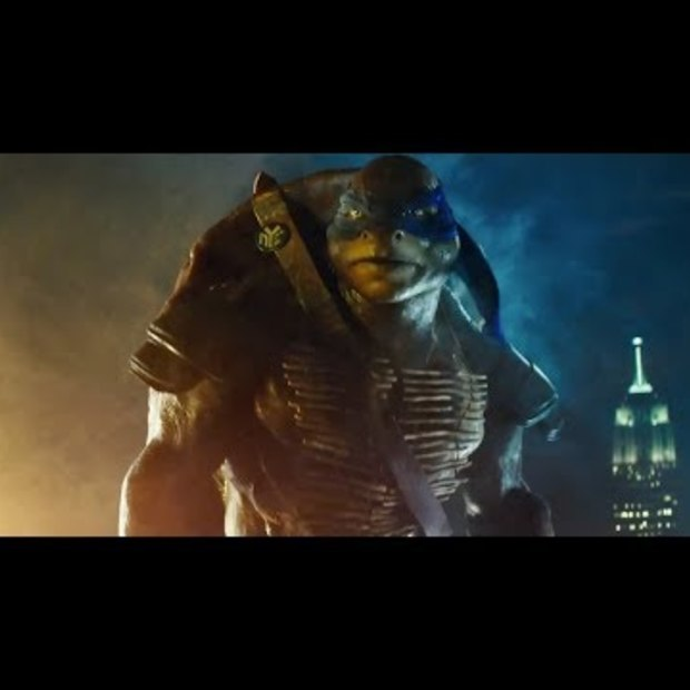 Ninja Turtles - Officiële Teaser Trailer
