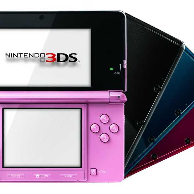 Nintendo 3DS verkoopt beter in Japan dan Wii