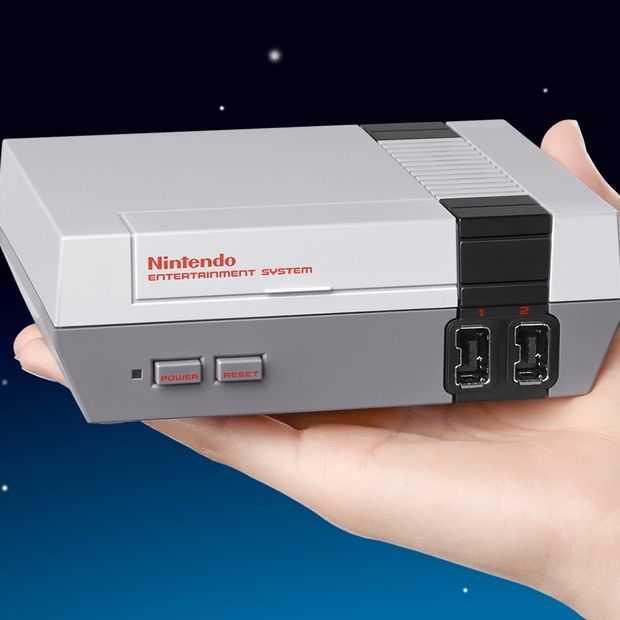 Nintendo gaat de NES Classic Mini terugbrengen in 2018