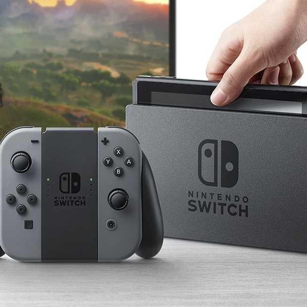Datum en prijs Nintendo Switch bekend: 3 maart, 330 euro