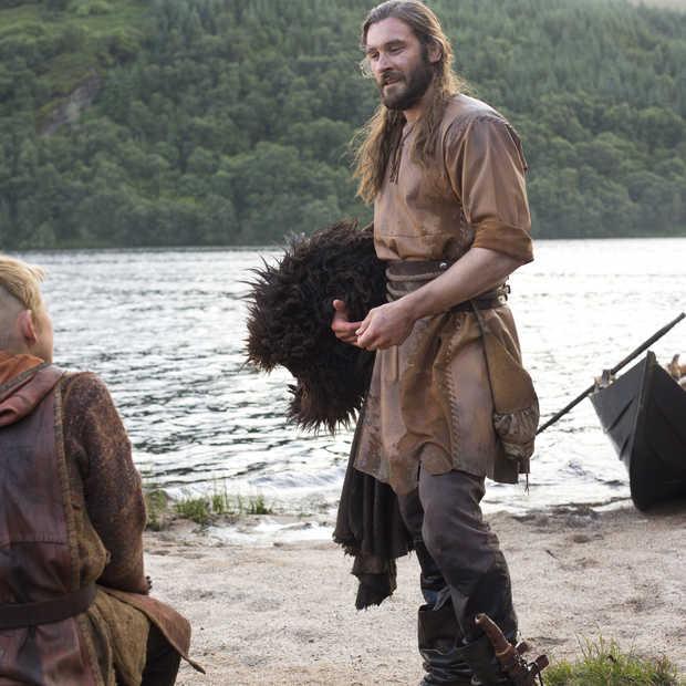 Nog niet in Nederland te zien: Vikings!