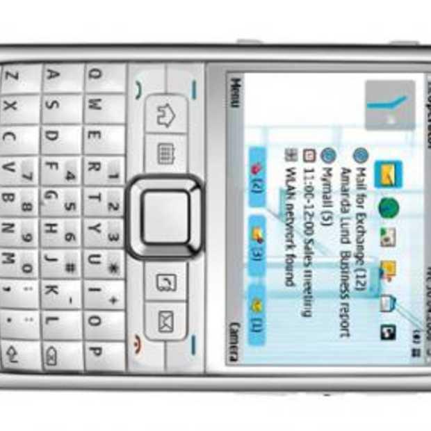 Nokia E71 deze week in de winkels