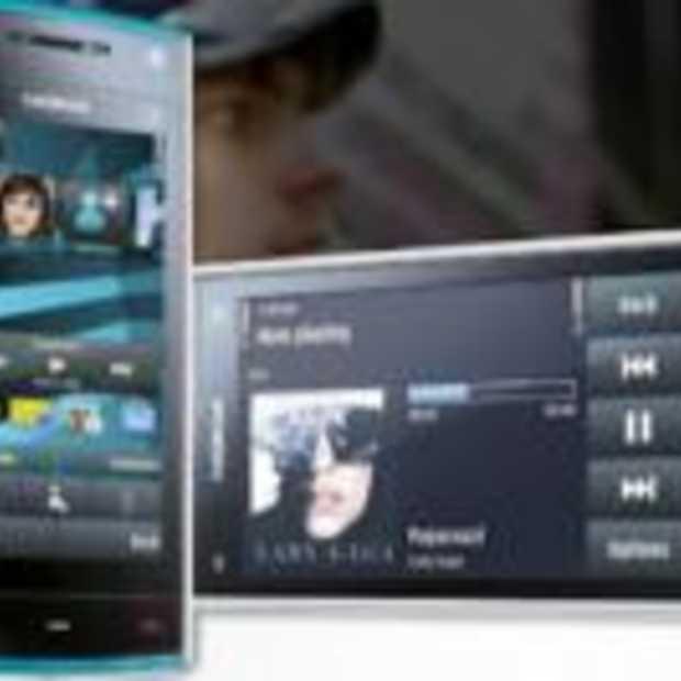 Nokia introduceert de X3, X6 en N97 Mini op Nokia World
