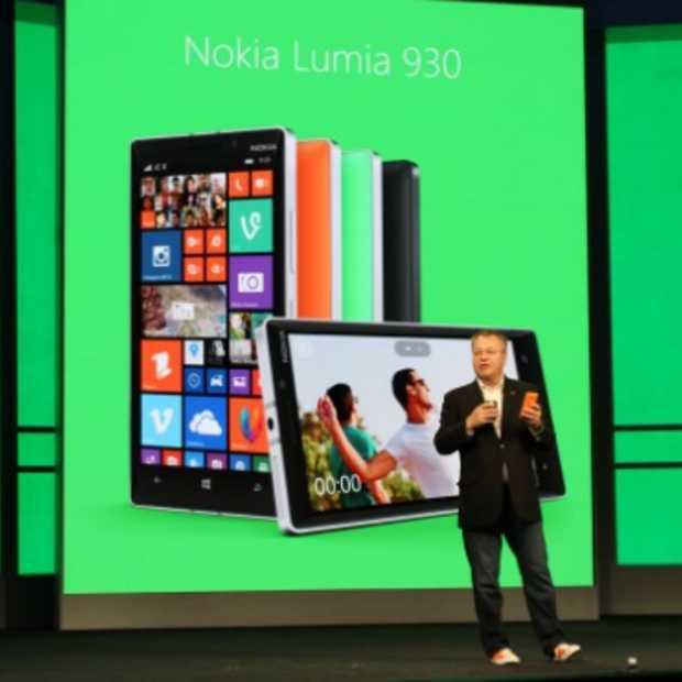 Nokia komt met 3 nieuwe Lumia-smartphones voor Windows Phone 8.1