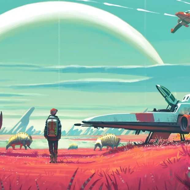No Man's Sky: een heel universum voor jou alleen