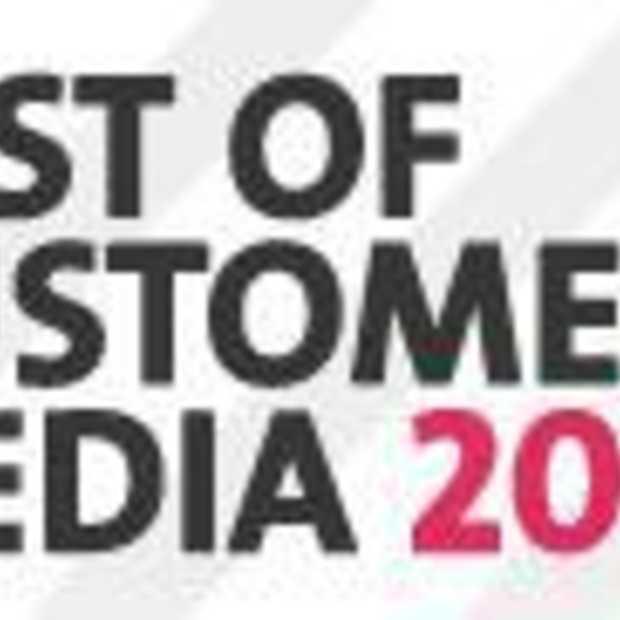 Nominaties Best of Customer Media 2009 bekend