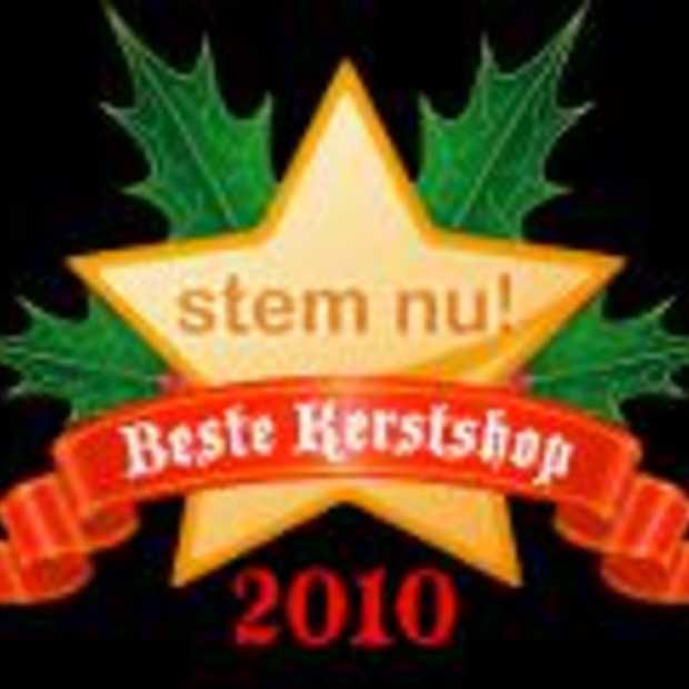 Nominaties Beste Kerstshop 2010 bekend