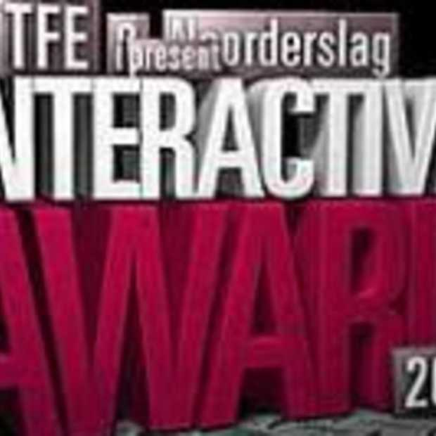 Nominaties Interactive Award 2009 bekend