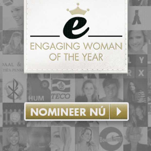 Nomineer nu jouw Engaging Woman Of The Year 2013