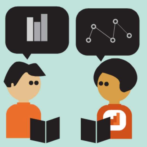 Non-profits moeten aan de slag met data visualisaties, maar zien weinig in het openstellen van data