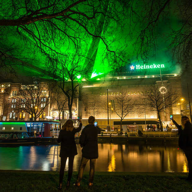 Heineken verklaart het #Noorderlicht