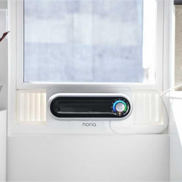Noria: compacte en slimme airconditioner