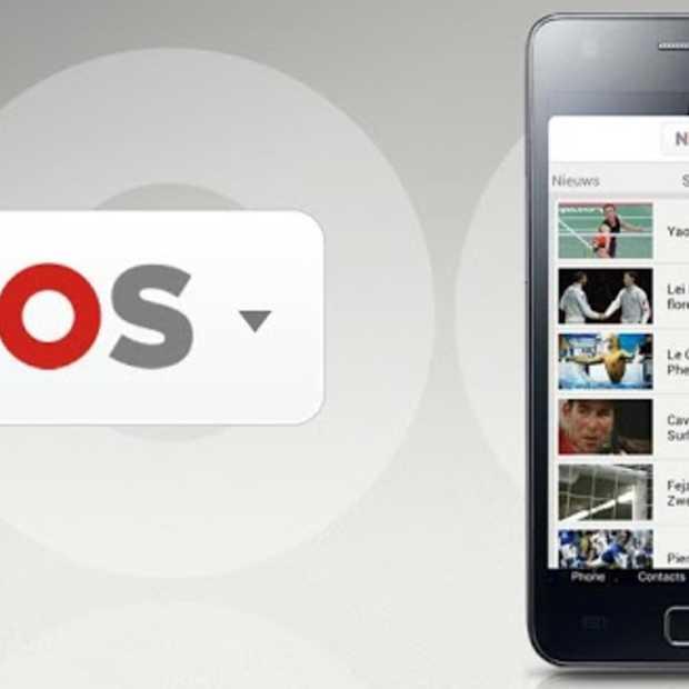 Nu ook 'live score' en notificaties in NOS app voor Android