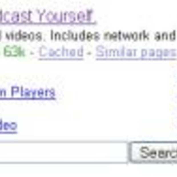 Nu ook Sitesearch in zoekresultaten