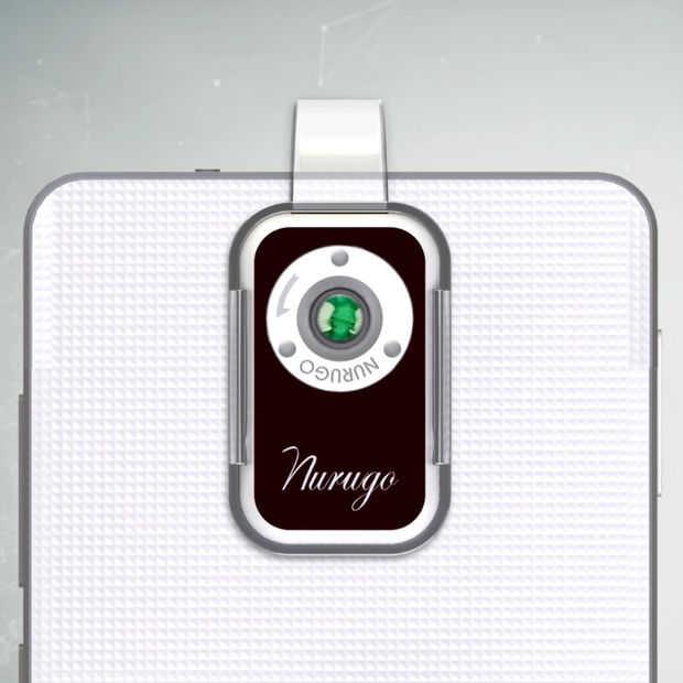 CES 2017: Nurugo maakt click-on microscoop voor je smartphone