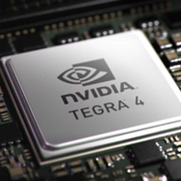 Nvidia kondigt Tegra 4 aan: 'snelste mobiele processor ter wereld'