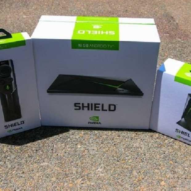 Nvidia Shield Android TV: krachtpatser onder je 4K TV
