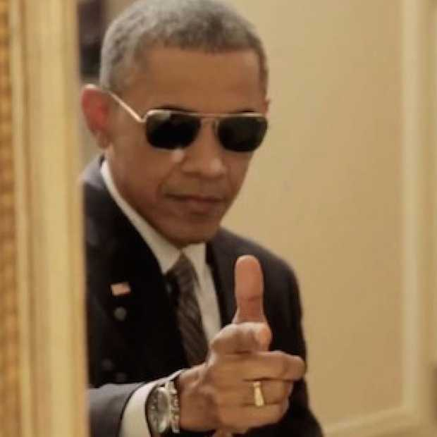 'Obama Don't Go' van Haagse Jon Tarifa gaat viraal