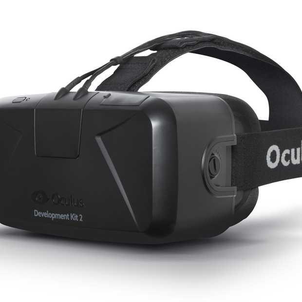 Oculus Rift begin 2016 verkrijgbaar