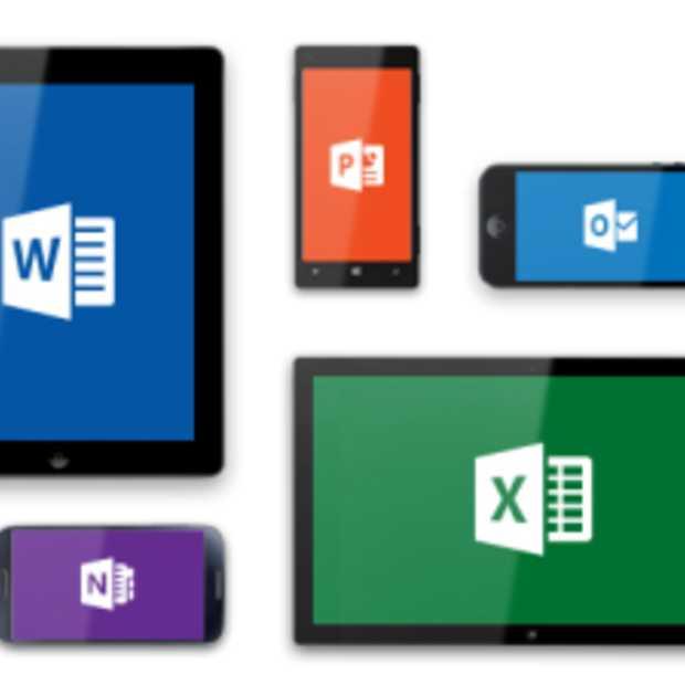 Office 365 Personal vanaf nu beschikbaar