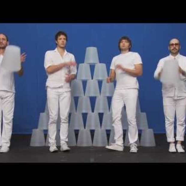 OK Go - White Knuckles - Official Video [NEW]