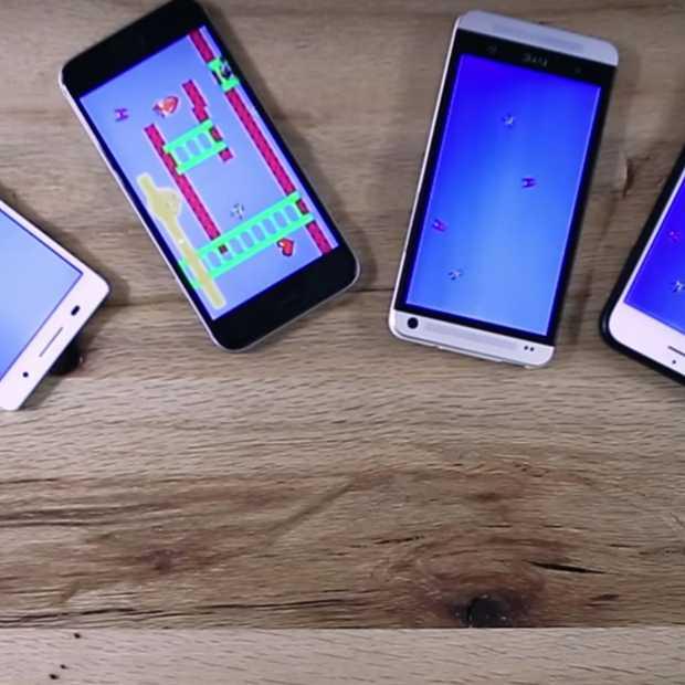 Speel nu het Multi Mobile Adventure met De Ouderen van Tegenwoordig!