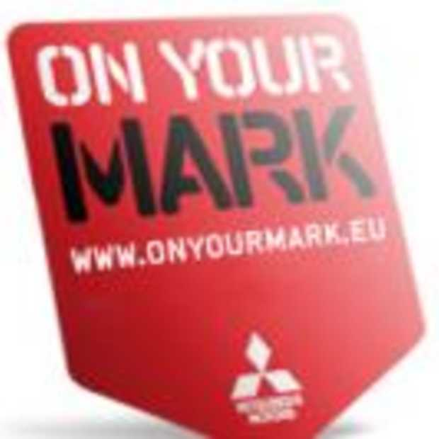 On Your Mark-campagne van start