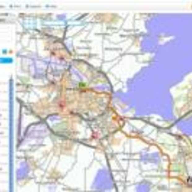 Online routeplanner van TomTom