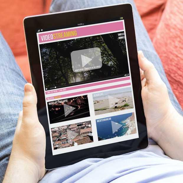 Iedere Nederlandse internetgebruiker bekijkt tegenwoordig online video's