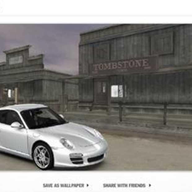 Ook een Porsche op de oprit?