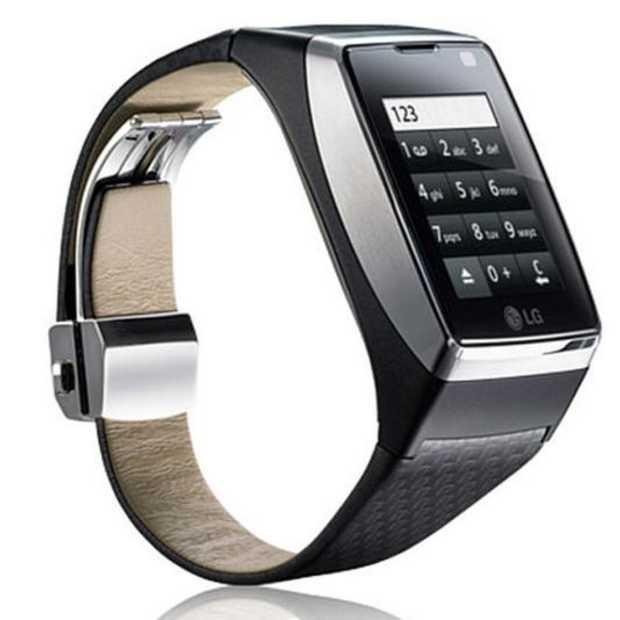 Ook LG meldt zich op de 'smartwatchmarkt'