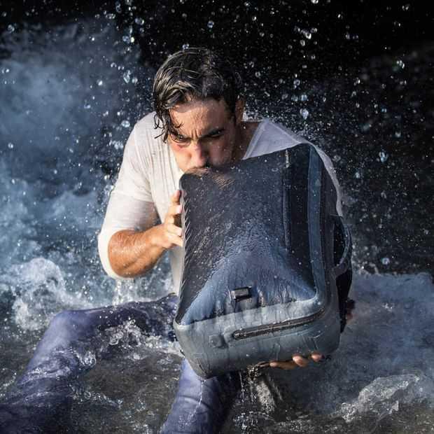 De Capsula Bag: een rugtas die niet kapot of nat te krijgen is