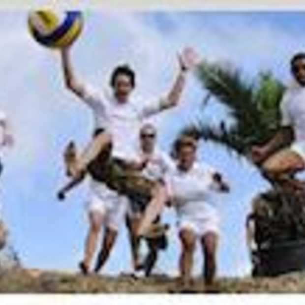 Opbrengst Strandvolleybal.net naar Earth Water & UN World Food Programme