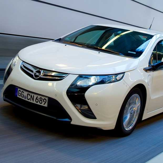 Opel Ampera - Auto van het Jaar 2012